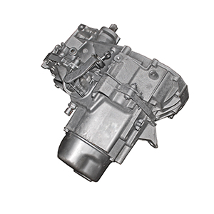 BG6; 6-Speed; Manual Transaxle
