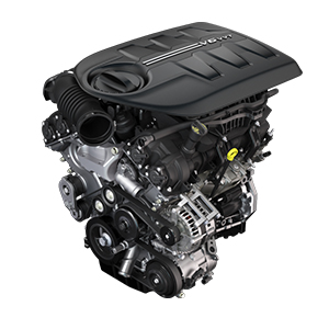 3.6L Gas; Engine