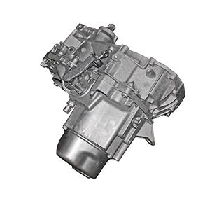 BG6; 6-Speed; Manual Transaxle