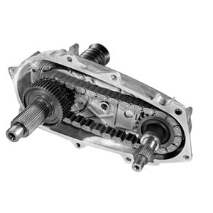 Power Transfer Unit; Transfer Case